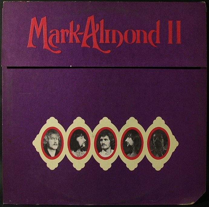 Mark-Almond マーク-アーモンド / Mark-Almond II