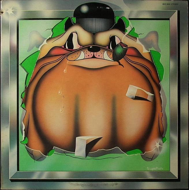 Bulldog ブルドッグ / Smasher