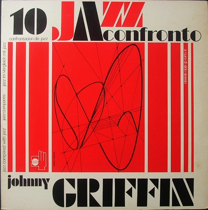 Johnny Griffin ジョニー・グリフィン / Jazz A Confronto 10