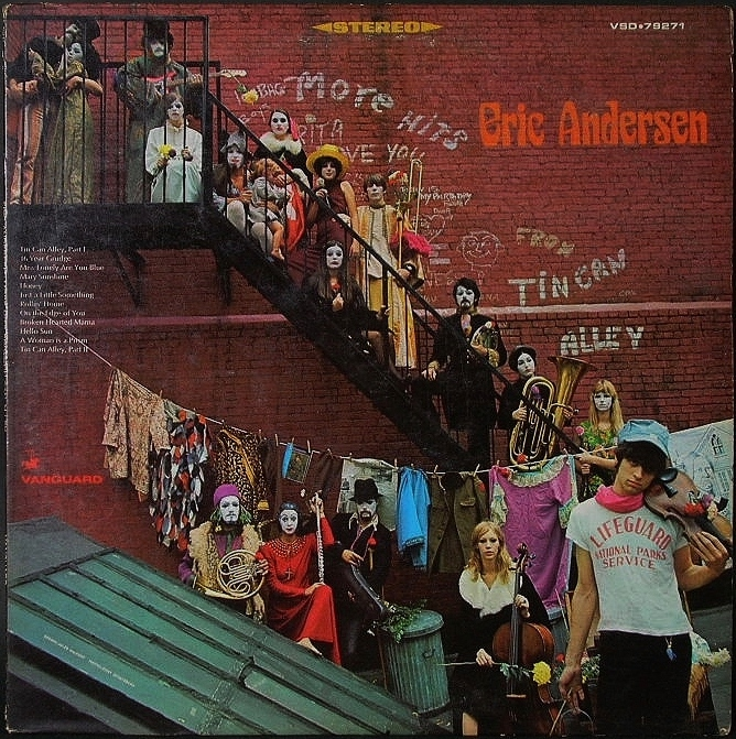 Eric Andersen エリック・アンダーセン / More Hits From Tin Can Alley
