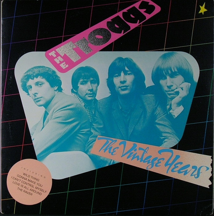 Troggs トロッグス / The Vintage Years