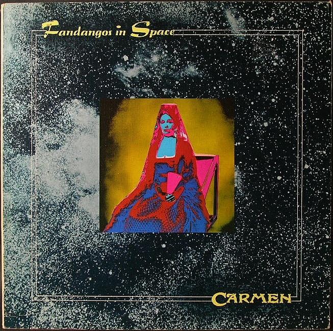 Carmen カルメン/ Fandangos In Space