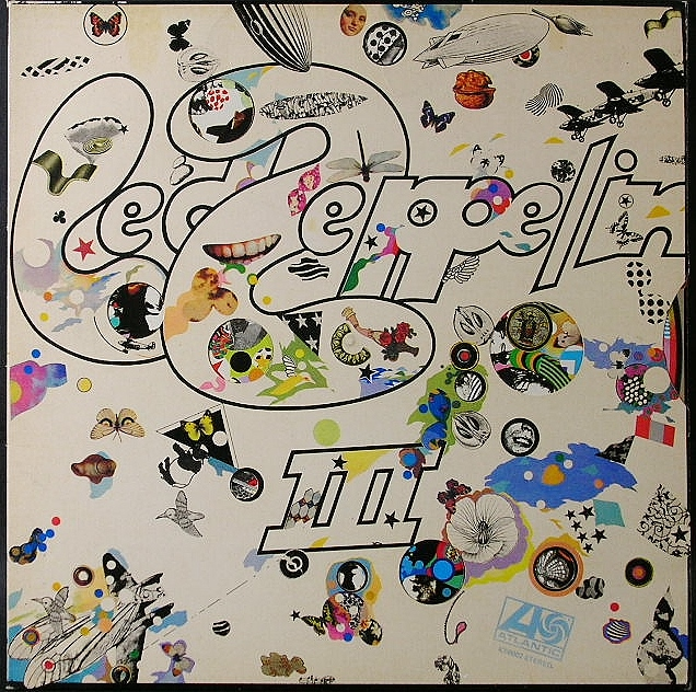 Led Zeppelin / Led Zeppelin III  英国盤