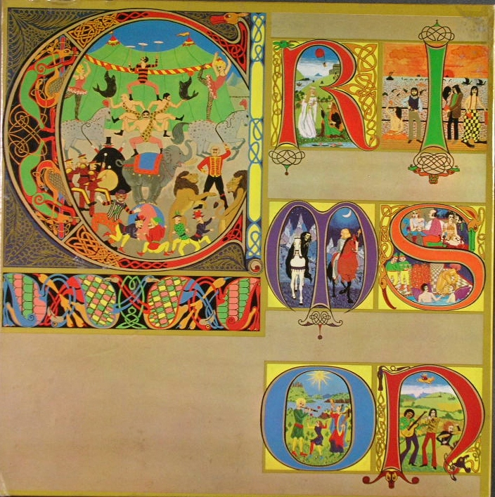 米国盤 King Crimson キング・クリムゾン / Lizard リザード