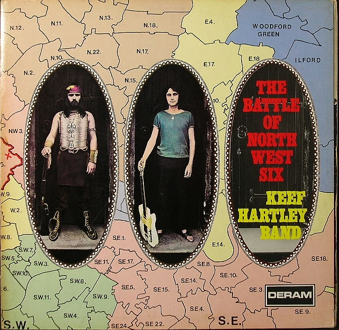Keef Hartley Band キーフ・ハートリー・バンド / The Battle Of North West Six