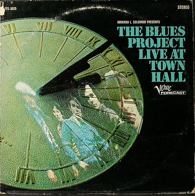 Blues Project ブルース・プロジェクト / Live At Town Hall