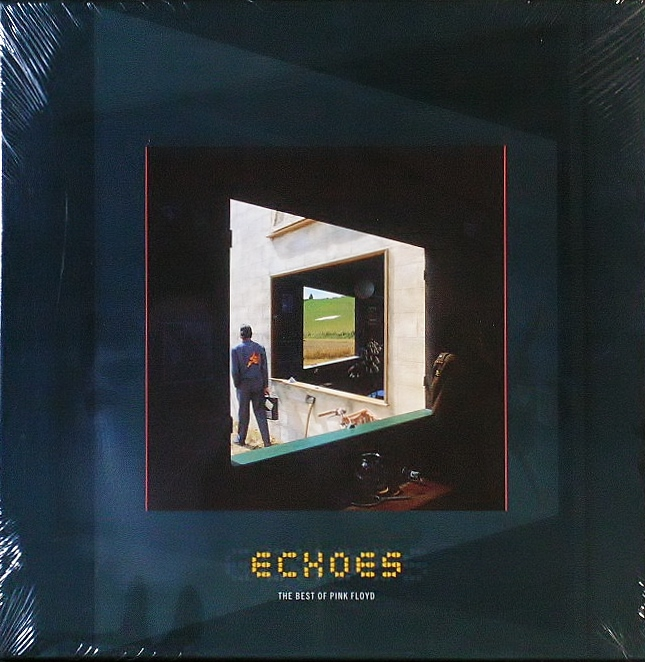 Pink Floyd ピンク・フロイド / Echoes (The Best Of Pink Floyd) EU盤