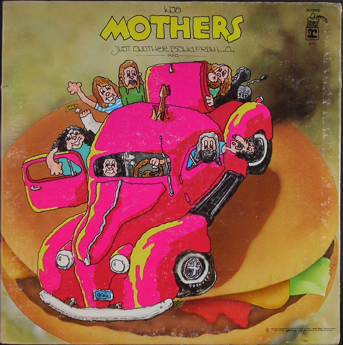 Frank Zappa & Mothers / Just Another Band From L.A. ジャスト・アナザー・バンド・フロム L.A.