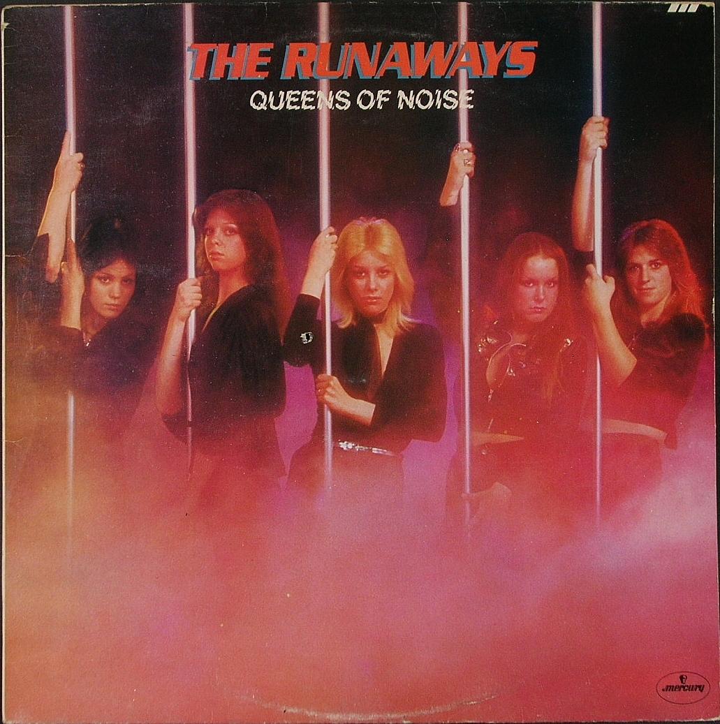 Orig. Runaways ザ・ランナウェイズ / Queens Of Noise