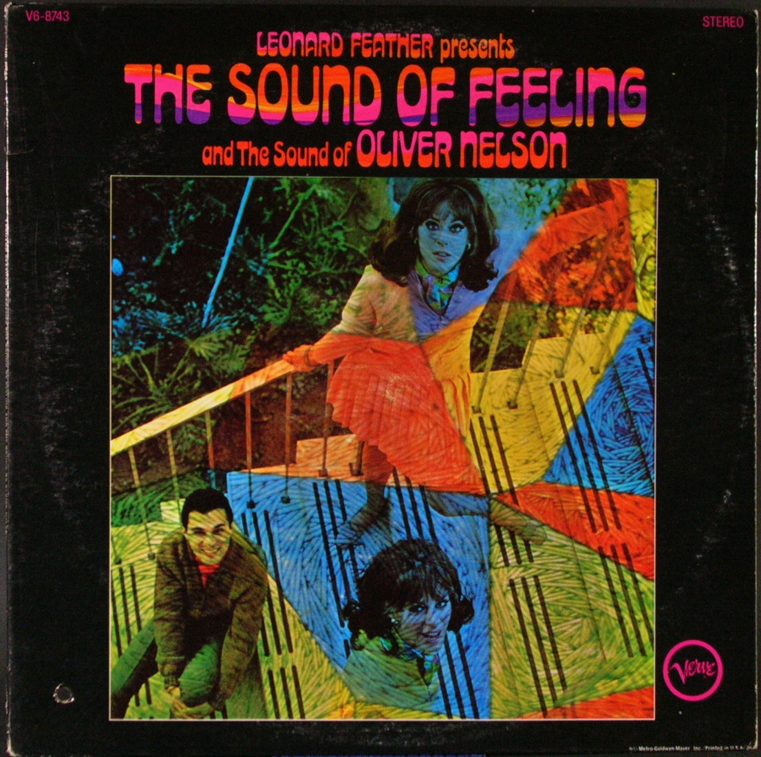 The Sound Of Feeling And The Sound Of Oliver Nelson サウンド・オブ・フィーリング、オリヴァー・ネルソン