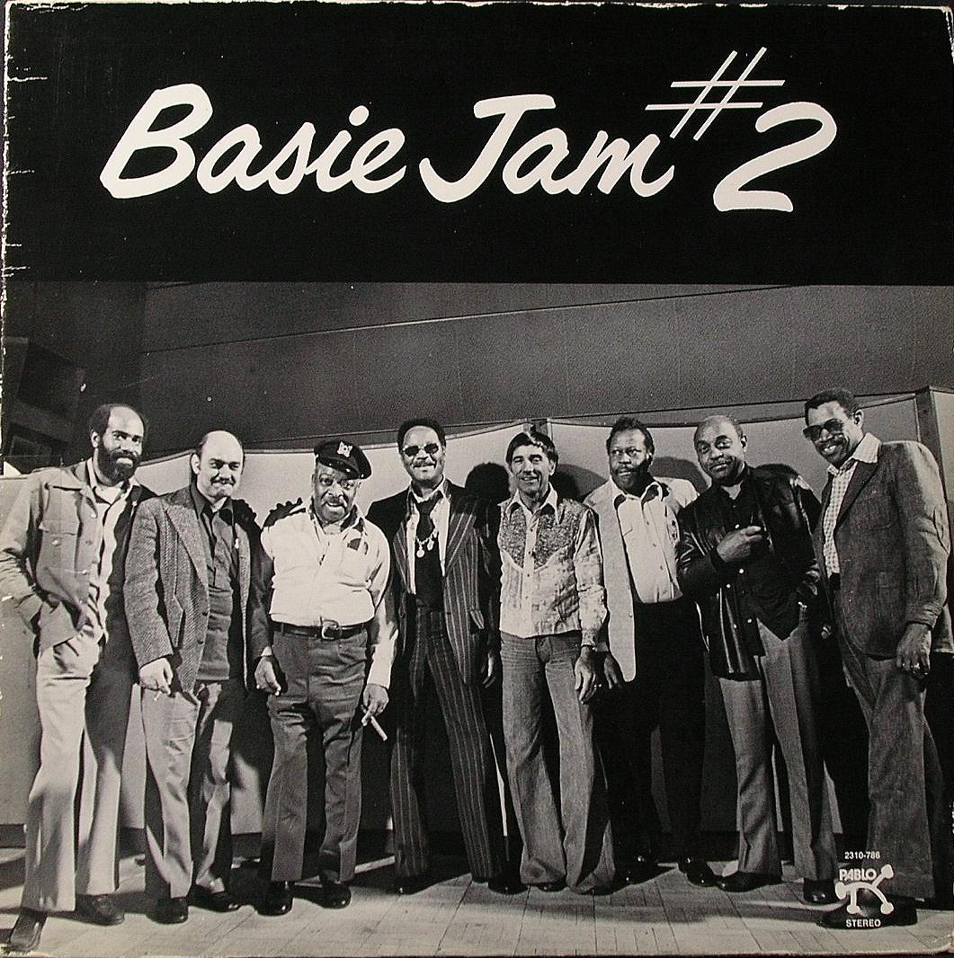 米国盤 Count Basie カウント・ベイシー / Basie Jam #2 ベイシー・ジャム2