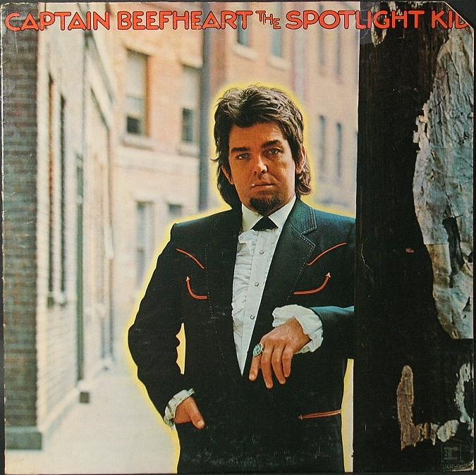 Captain Beefheart キャプテン・ビーフハート / The Spotlight Kid