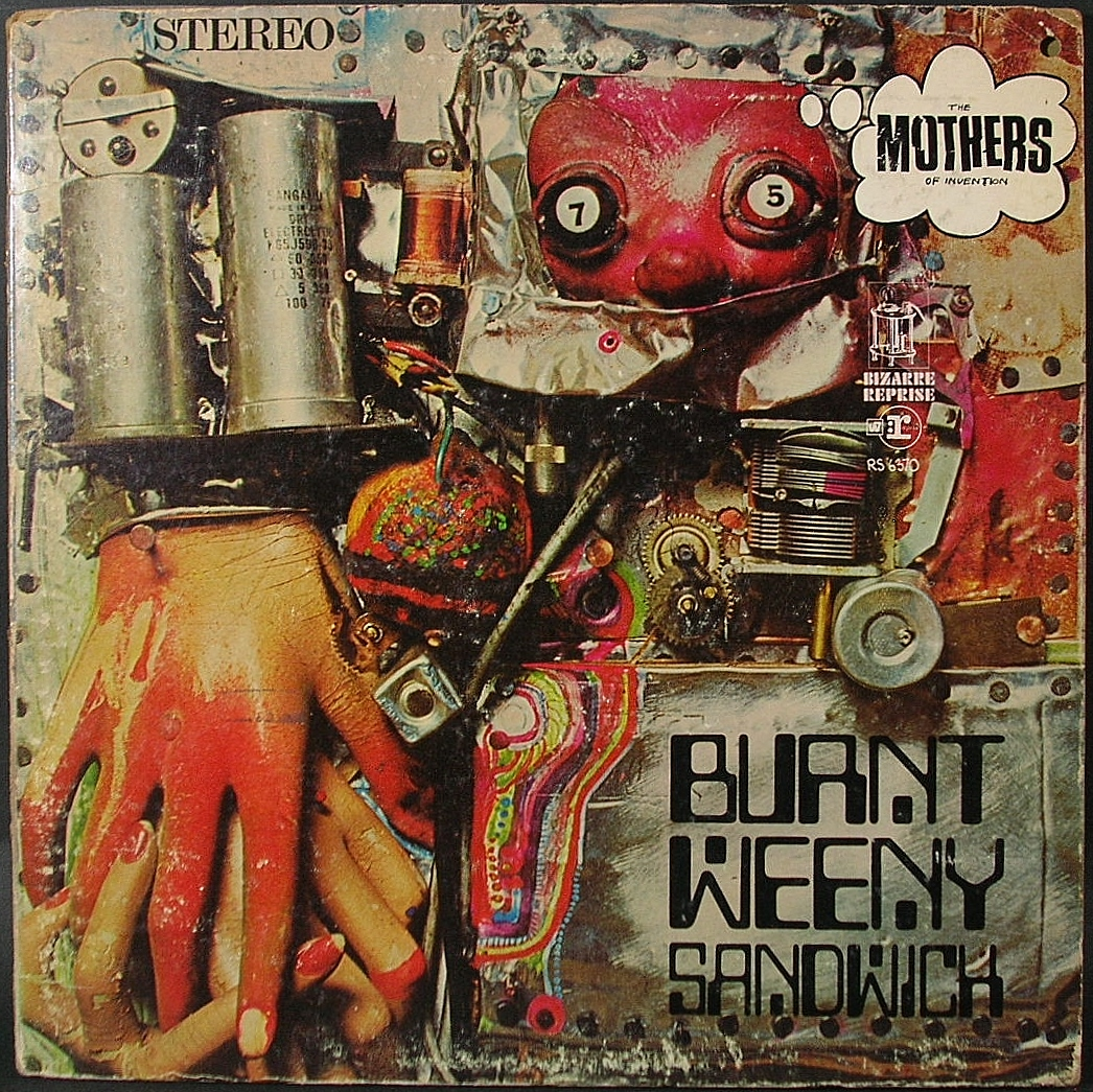 Frank Zappa & Mothers Of Invention フランク・ザッパ / Burnt Weeny Sandwich