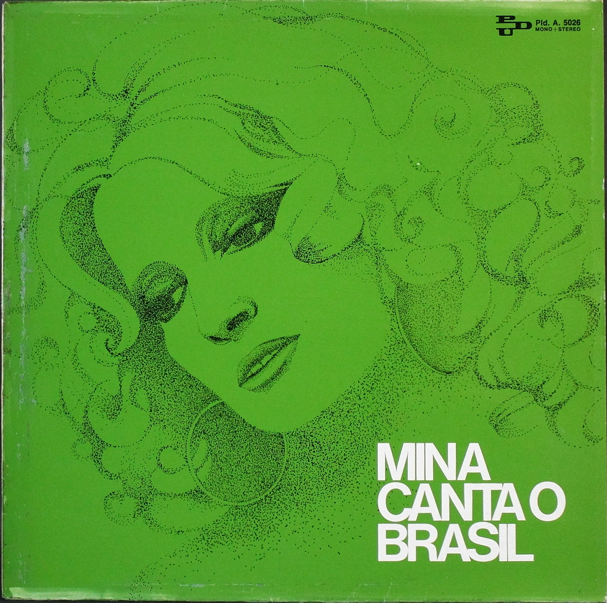 Mina ミーナ / Mina Canta O Brasil