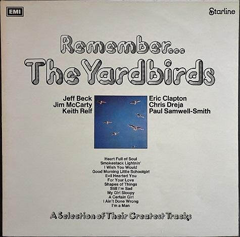 Yardbirds ヤードバーズ / Remember... The Yardbirds