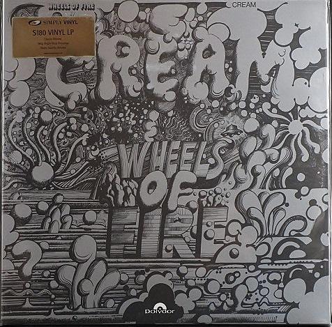 Cream クリーム / Wheels Of Fire ホイールズ・オブ・ファイア