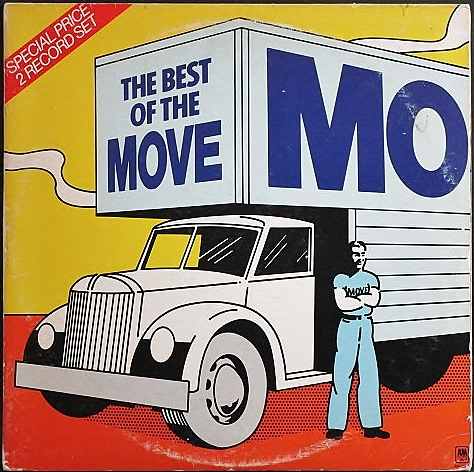 Move ムーブ / The Best Of The Move