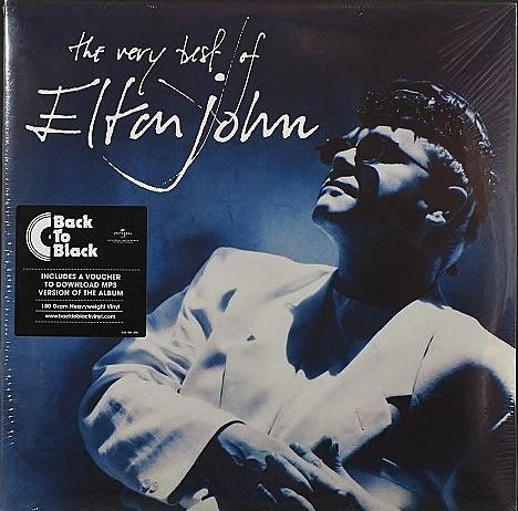 Elton John エルトン・ジョン / The Very Best Of Elton John