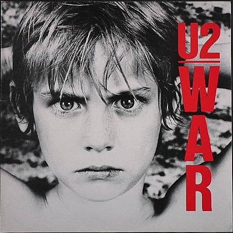 U2 / War 闘   UK盤