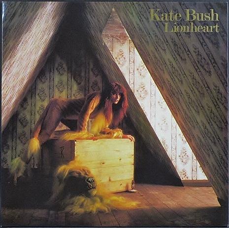 Kate Bush ケイト・ブッシュ / Lionheart