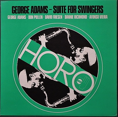 George Adams ジョージ・アダムス / Suite For Swingers