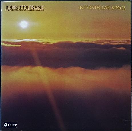 John Coltrane ジョン・コルトレーン / Interstellar Space