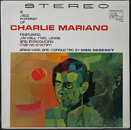 Charlie Mariano チャーリー・マリアーノ / A Jazz Portrait Of Charlie Mariano ジャズ・ポートレイト・オブ・チャーリー・マリアーノ