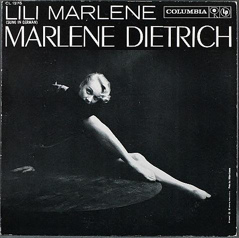 Marlene Dietrich マレーネ・ディートリッヒ / Lili Marlene - Sung In German