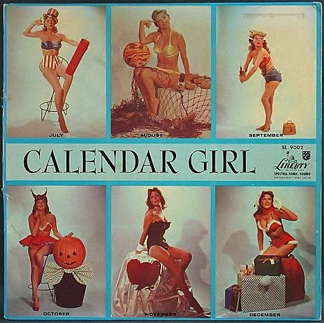 Julie London ジュリー・ロンドン / Calendar Girl