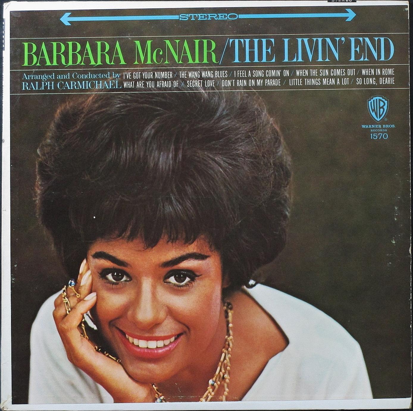 Barbara McNair バーバラ・マクネア / The Livin' End