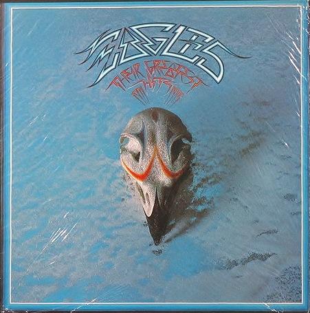 Eagles イーグルス / Their Greatest Hits 1971-1975   未開封