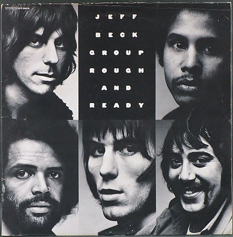 Jeff Beck ジェフ・ベック / Rough And Ready   UK盤