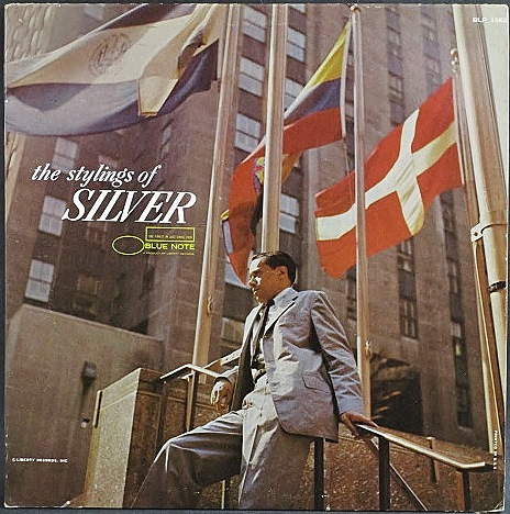 Horace Silver Quintet ホレス・シルヴァー / The Stylings Of Silver