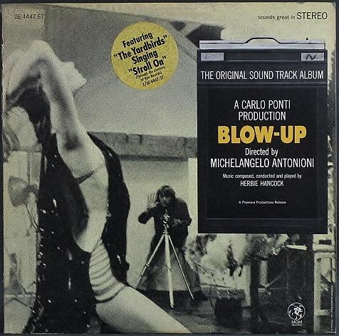 Herbie Hancock ハービー・ハンコック / Blow-Up - OST