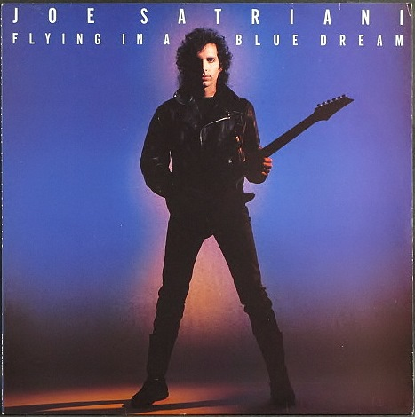 Joe Satriani ジョー・サトリアーニ / Flying In A Blue Dream | UK盤