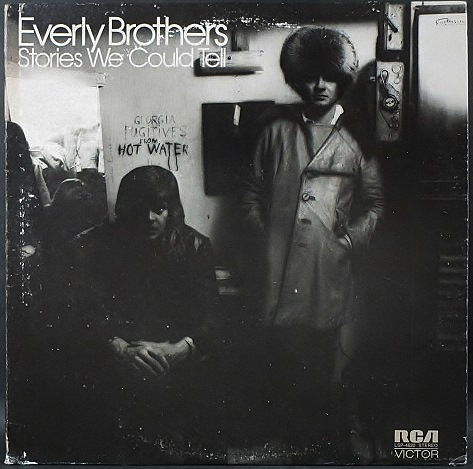 Everly Brothers エヴァリー・ブラザース / Stories We Could Tell