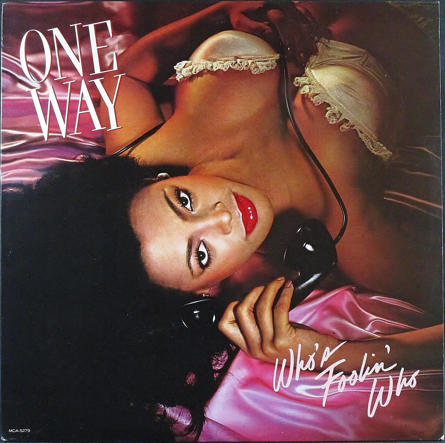 One Way ワン・ウェイ / Who's Foolin' Who