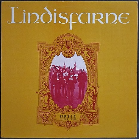 Lindisfarne リンディスファーン / Nicely Out Of Tune | UK盤