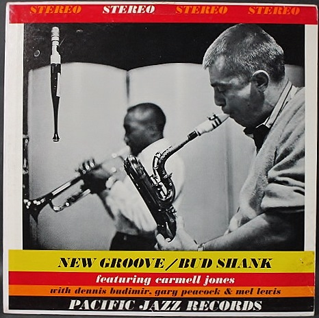 Bud Shank バド・シャンク / New Groove