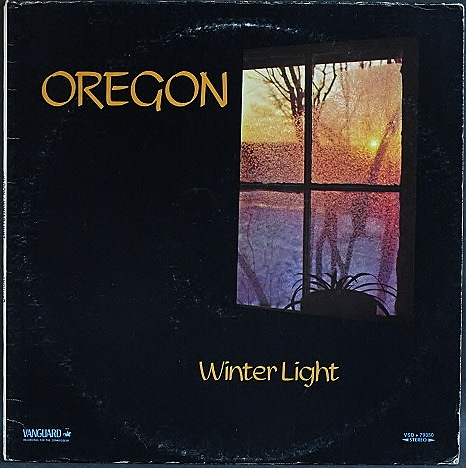 Oregon オレゴン / Winter Light