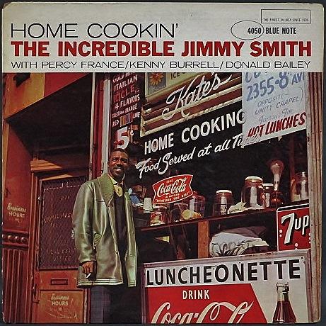 Jimmy Smith ジミー・スミス / Home Cookin'