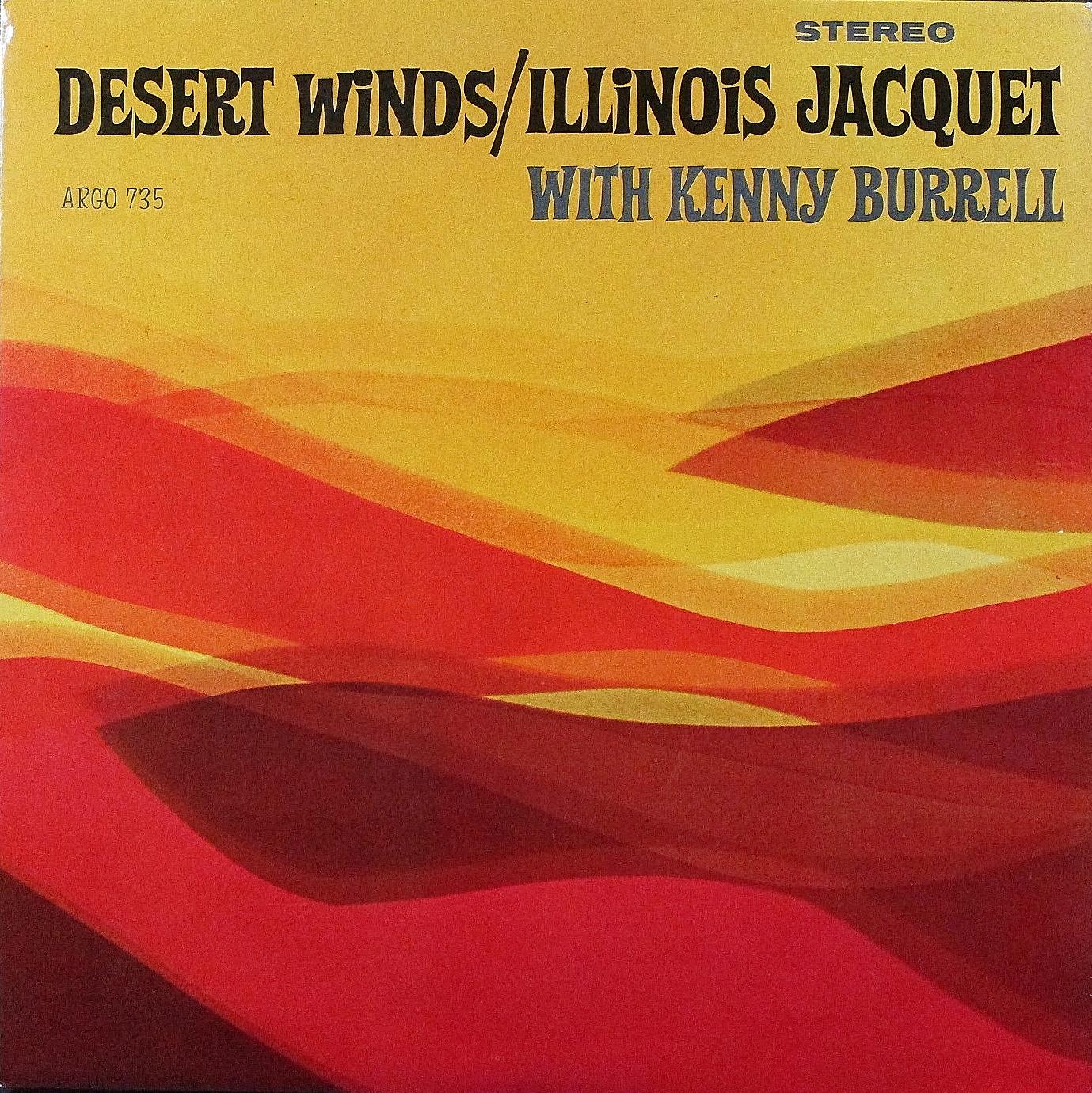 Illinois Jacquet イリノイ・ジャケー / Desert Winds