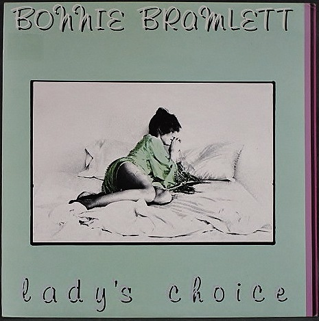 Bonnie Bramlett ボニー・ブラムレット / Lady's Choice | UK盤