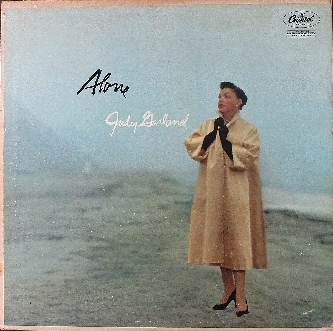 Judy Garland ジュディ・ガーランド / Alone