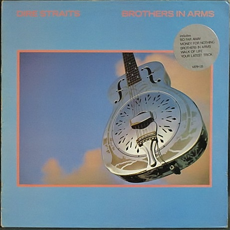 Dire Straits ダイア―・ストレイツ / Brothers In Arms ブラザーズ・イン・アームス