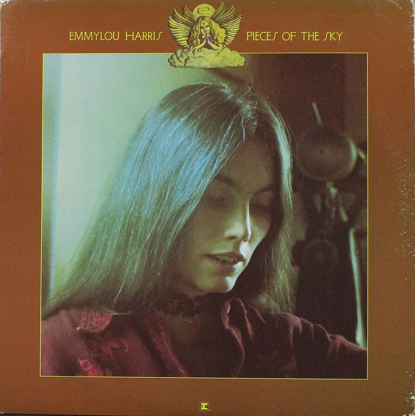 Emmylou Harris エミルー・ハリス / Pieces Of The Sky