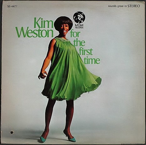 Kim Weston キム・ウェストン / For The First Time