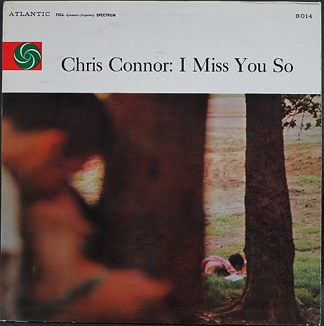 Chris Connor クリス・コナー / I Miss You So
