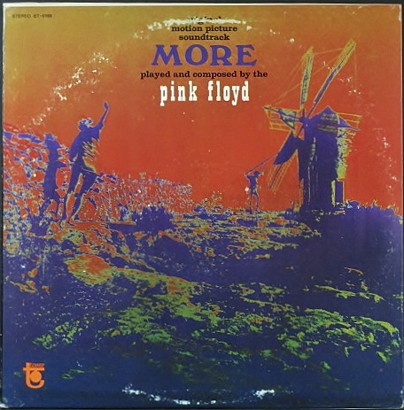 """Pink Floyd ピンク・フロイド / Soundtrack From The Film """"More"""" モア 