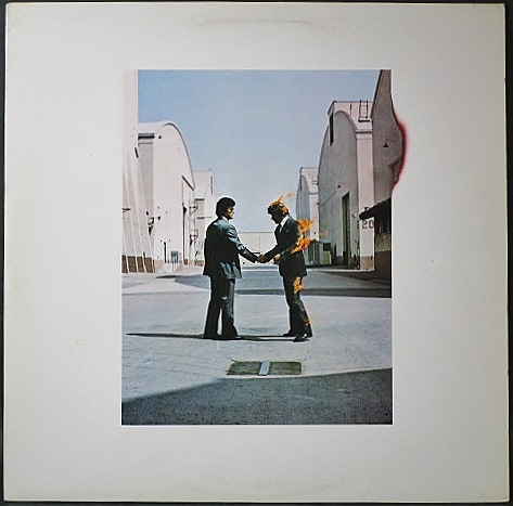 Pink Floyd ピンク・フロイド / Wish You Were Here   UK盤